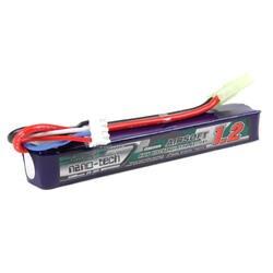 Новый Hobbyking Turnigy Nano-Tech 1200 мАч 11,1 В 3 ячейки 25-50c Li-On батарея для пенные дротики бластер и воды гель бластер бусины