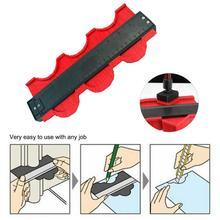 Multifunctional Contour Profile Gauge With Magnet Plastic Arc Profile Gauge Gauge Tool Measuring Instru Contour Copy Duplicator