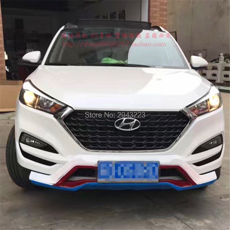 ABS Material Glack Grille Modify Front Grilles Shiny Front Center Mesh Grills Car Accessories For Hyundai Tucson 2015 2016 2017ABS Material Glack Grille Modify Front Grilles Shiny Front Center Mesh Grills Car Accessories For Hyundai Tucson 2015 2016 2017