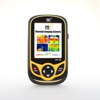 Ручной термальность изображений камера HT A1 3,2 дюймов TFT Полный детектор зрения термометр инфракрасный для наружного Охота