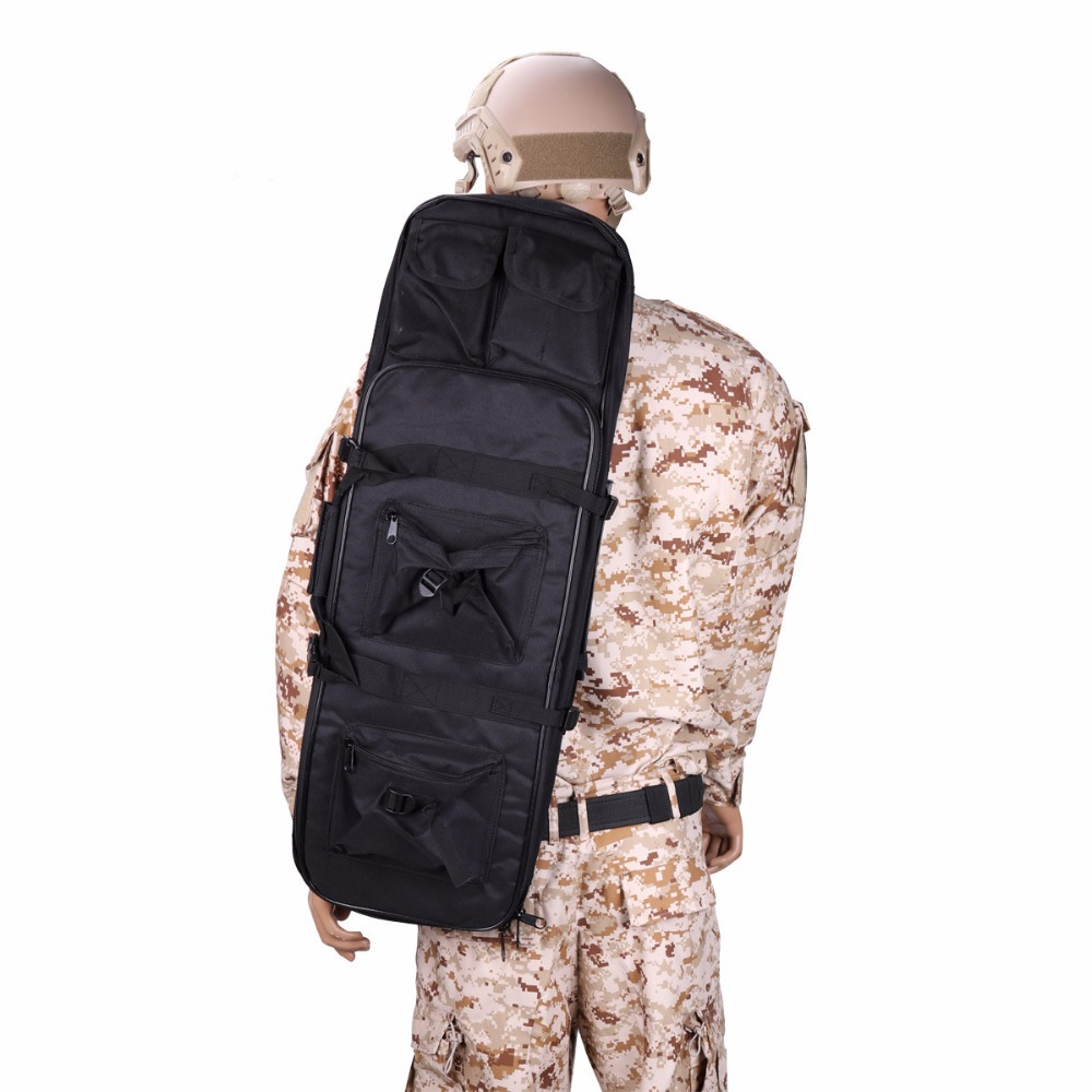 Mallette de rangement Portable 85 cm pliable pour sac de pêche