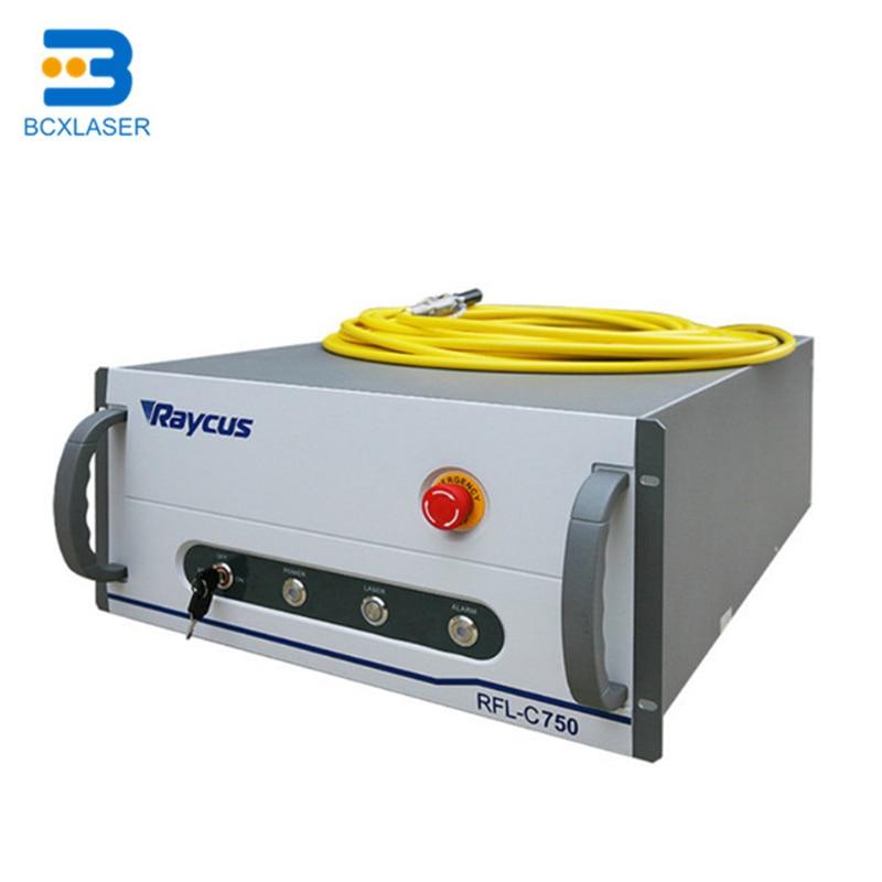 750W Raycus Fiber Laser Power Generator Source For Fiber Laser Cutting Machine