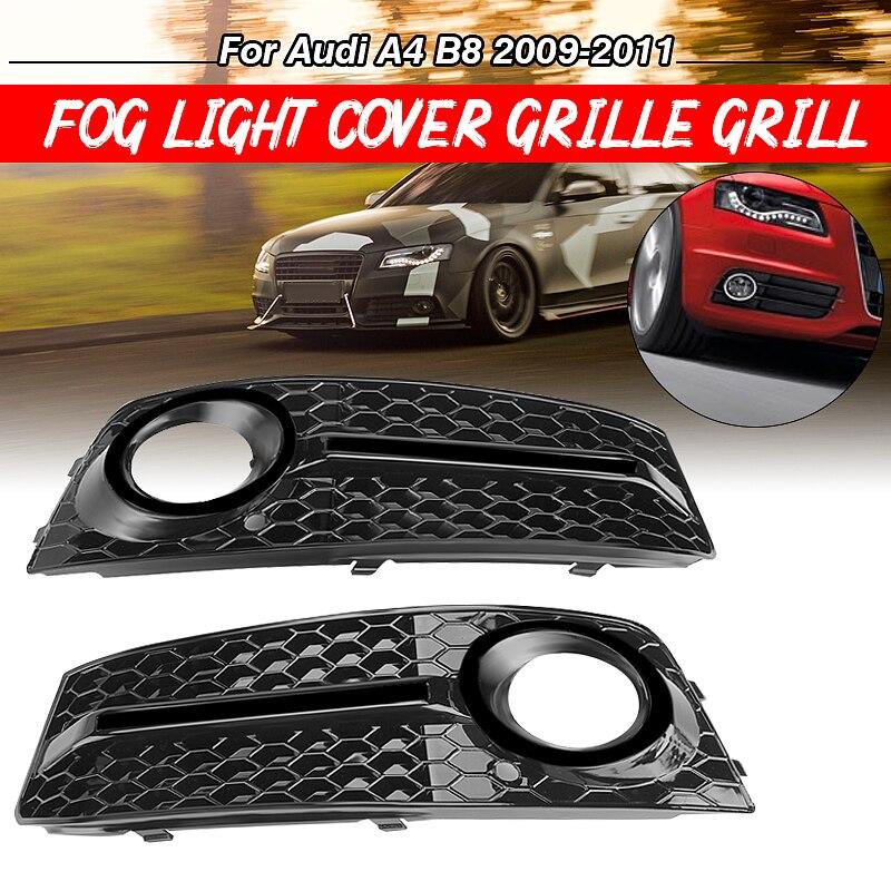 07-11 Left Hand N//S Front Fog Light Incl. S5 /& RS5 Audi A5 Mk.1