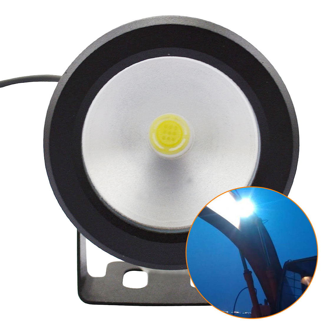 Original Waterproof Ip65 10w Led Swimming Pool Light Underwater Landscape Lamp Warm/cold White Ac/dc 12v 900lm Strong Packing Led Lamps