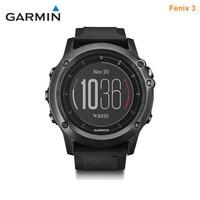 Garmin Fenix 3 HR Bluetooth 4.0 WIFI Wireless Waterproof Smart Watch With Heart Rate Monitor Sedentary Reminder Sleep Monitor