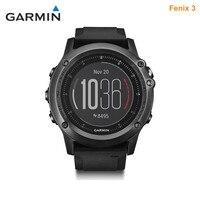 Garmin Fenix 3 HR Bluetooth 4,0 Wi Fi беспроводной водонепроницаемый Смарт часы с сердечного ритма мониторы Сидячий напоминание трекер сна