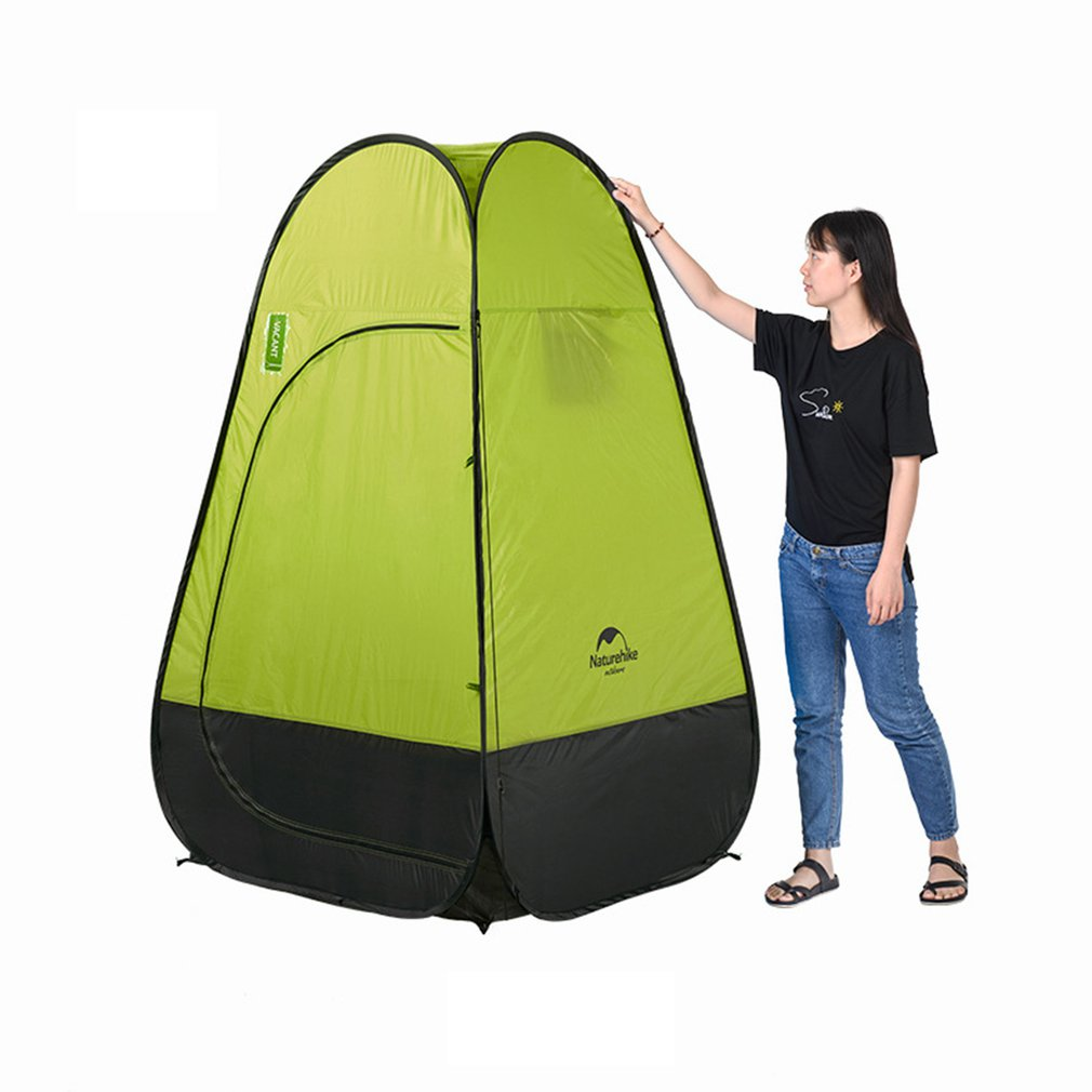 Naturehike Shower Tent Beach Fishing Shower Outdoor Camping Toilet Tent changing Room Shower Tent With Carrying BagNaturehike Shower Tent Beach Fishing Shower Outdoor Camping Toilet Tent changing Room Shower Tent With Carrying Bag
