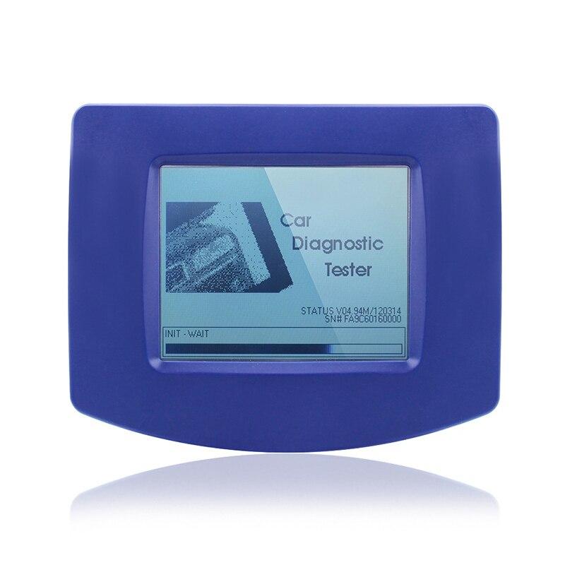 Compteur de Diagnostic d'odomètre de voiture DIGIPROG3 Version V4.94 Configuration OBD2 avec outil de Correction d'odomètre de câble OBD2 ST01 ST04