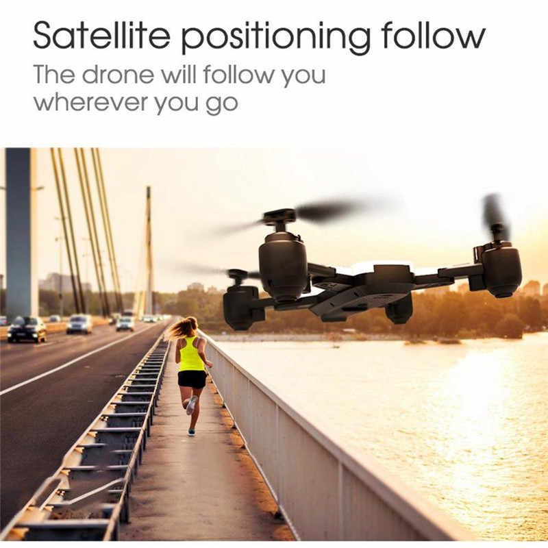 Caliente SHRC H1G 1080P 5G WiFi FPV modo GPS plegable 25 minutos tiempo de vuelo RC Drone Quadcopter RTF Selfie Drone con cámara de alto ángulo