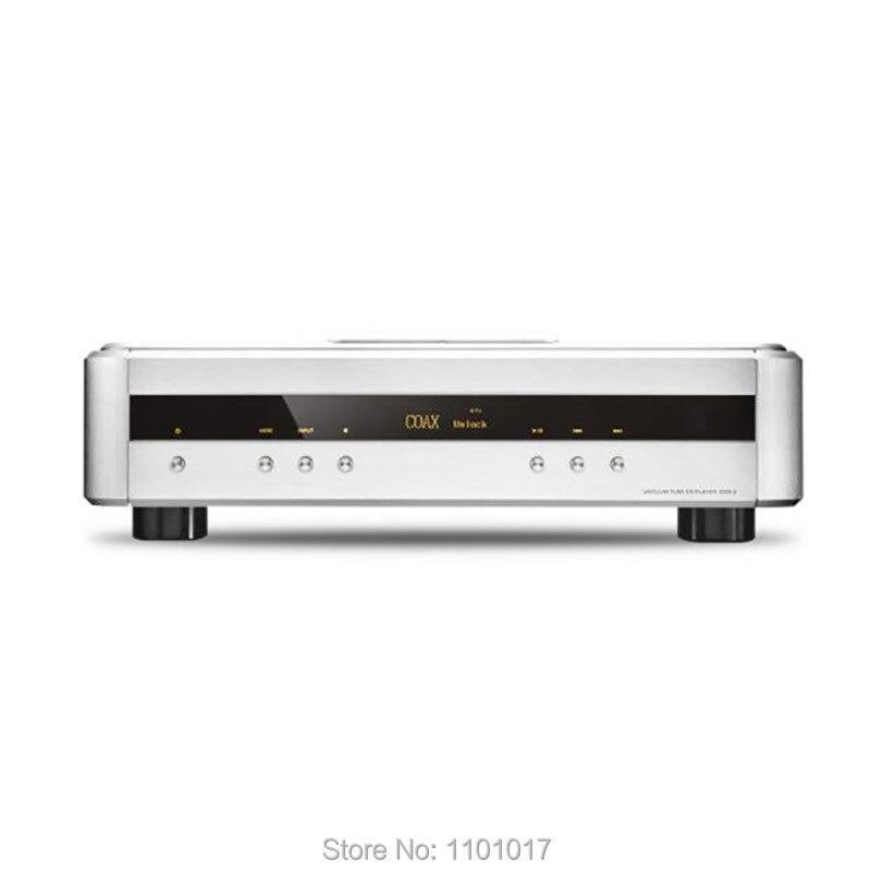 Shanling CD3.2 музыкальный компакт диск плеер вакуумная трубка CD плеер ПК usb усилитель для наушников класса Hi Fi 24 бит/384 кГц DSD DAC вакуумная трубка SACD