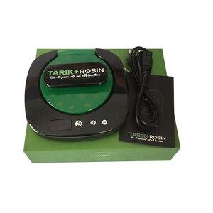 Image 4 - Manual dab tool Tarik Rosin Oil Extracting &rosin press&Tarik Rosin mini Rosin Heat Press Machine for dry herb wax oil extract C