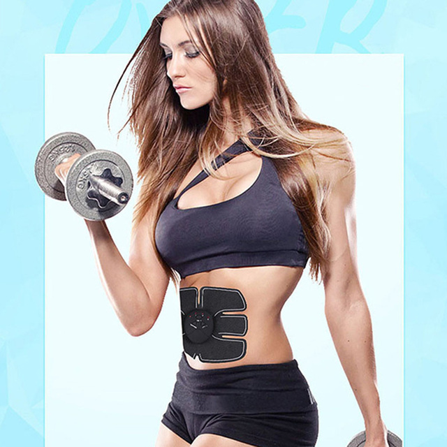 PU Fitness Abdominal Muscle Stimulator