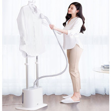 Garment Steamer Appliances Vertical Steamer with Double Pole Steam Irons Brushes for Electric Hanging Ironing Clothes Machine