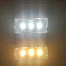 LED Under Cabinet Wireless magnet Sensor Light Auto On/Off Energy Saving Indoor/Outdoor lamp