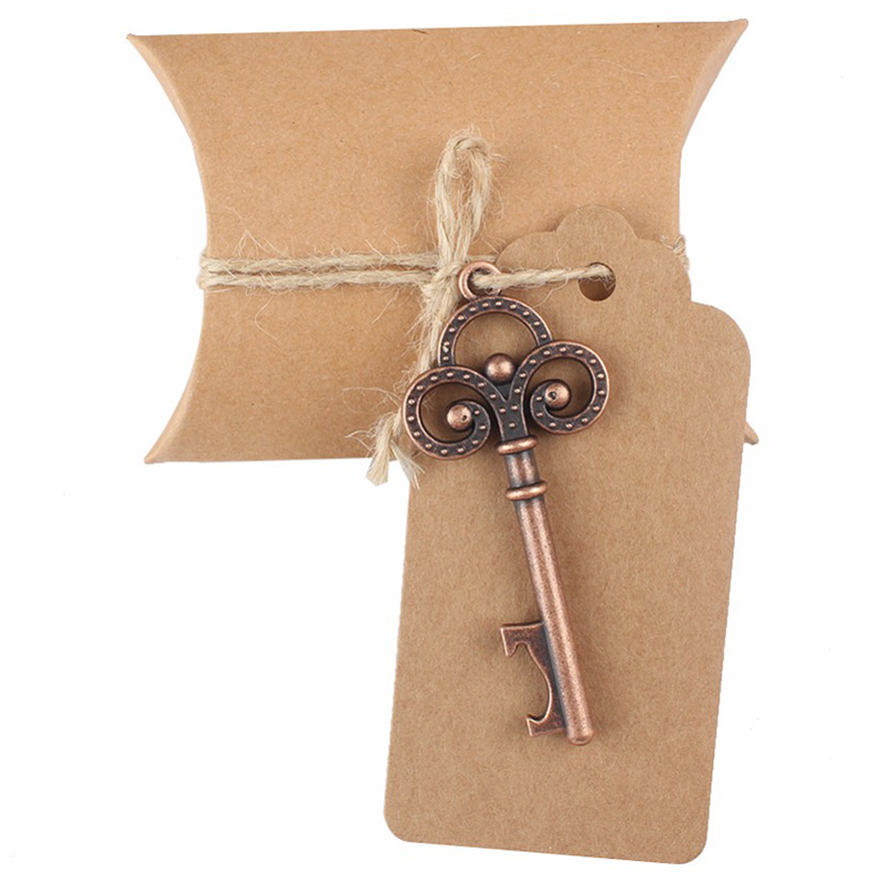 20 Sets Craft Candy Box with Key Bottle Opener Tag Card Paper Box for Wedding Favors Party Gifts Event Party Supplies20 Sets Craft Candy Box with Key Bottle Opener Tag Card Paper Box for Wedding Favors Party Gifts Event Party Supplies