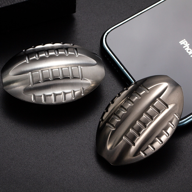 Fourth Generation Magnetic Push Egg EDC Decompression Toy MG-1 Double Push  Decompression Toy  Fashion