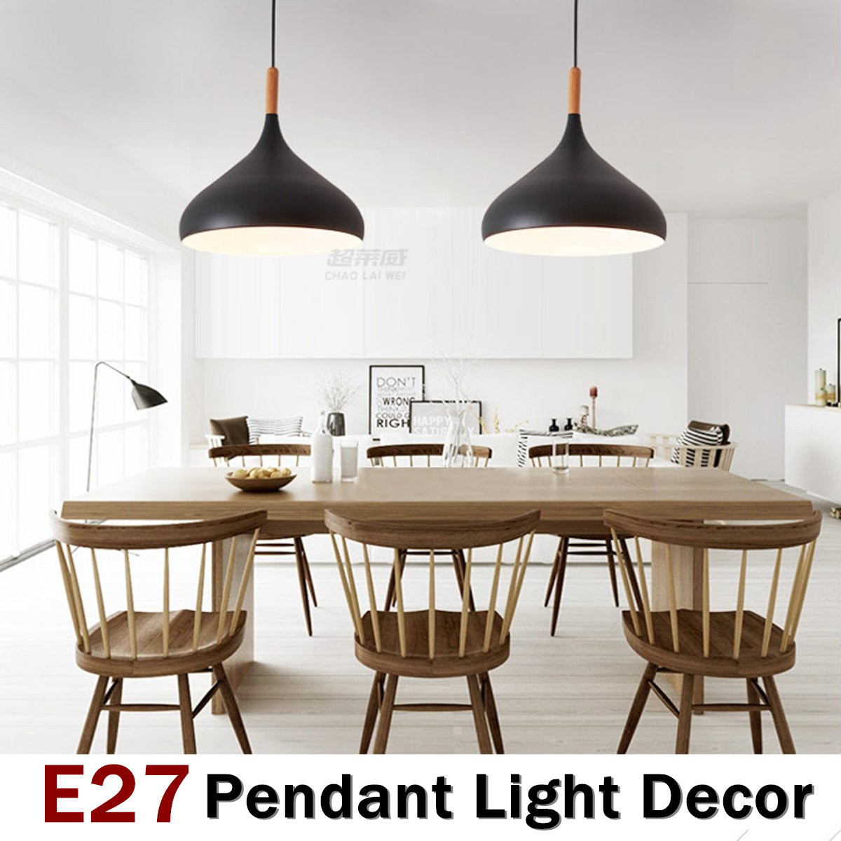 Modern Pendant Lights Kitchen Home Living Room Bedroom Dining Room Hanging Pendant Lamps Indoor Lightings BlackModern Pendant Lights Kitchen Home Living Room Bedroom Dining Room Hanging Pendant Lamps Indoor Lightings Black