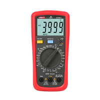 UNI T UT39C+ Digital Multimeter Auto Range Tester Upgraded From UT39A/UT39C AC DC V/A Ohm Temp Frequency/HFE/NCV Test