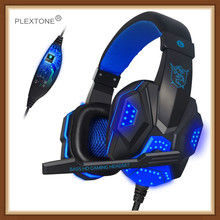2019 Headset Subwoofer Stereo Bass PLEXTONE PC780 Game Earbu