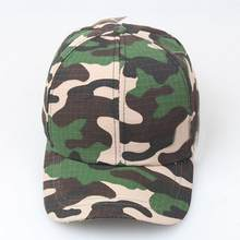 Wholesale Men Outdoor Baseball Tennis Hats Military Caps Summer Male Washed  Twill Army Cap Camouflage Kepi 4e95d1c5ee8b