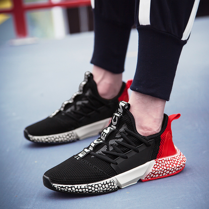 Men's Casual Shoes Chunky Sneaker Shoes Men Sneakers Mesh Footwear Breathable Trainer Sneaker Shoes Men Sneakers Classic Branded