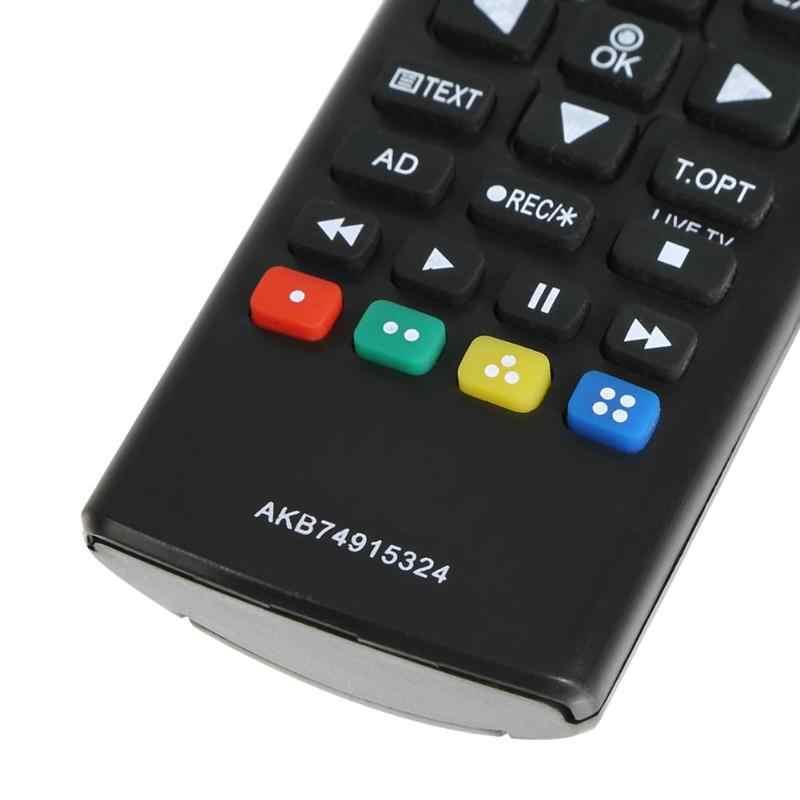 جديد أسود العالمي للتحكم عن بعد تحكم بديل لـ LG AKB74915324 الذكية LCD LED التلفزيون اللاسلكية التحكم عن بعد
