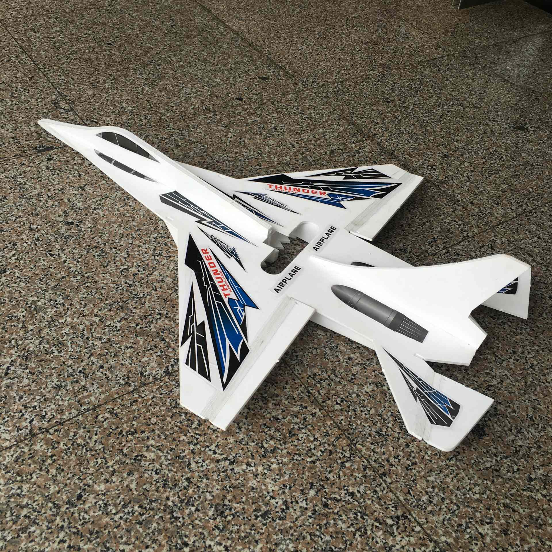 KT Board SU27 F22 J10 MIG29 F16 Adhesive Sticker Lighting Decoration For RC Airplane Fixed Wing Children's Toys