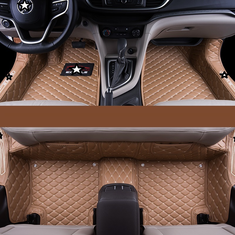 Automovil Parts Mouldings Carpet Car Floor Mats Modified Protector Upgraded Decoration Accessory Foot Pad For Honda Accord Floor Mats Automobiles & Motorcycles