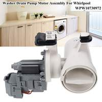 Washer Washing Machine Drain Pump Motor W10117829 AP4308966 PS1960402 For Whirlpool WPW10730972 W10117829 AP4308966 PS1960402