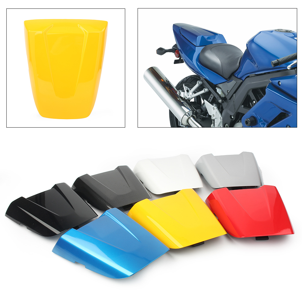 SV650 Motorcycle Rear Pillion Passenger Cowl Seat Back Cover Fairing For <font><b>SUZUKI</b></font> <font><b>SV1000</b></font> <font><b>2003</b></font> 2004 2005 2006 <font><b>2007</b></font> 2008 2009 2010 image