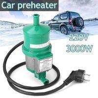 220V Car Preheater Electric Motor Heater Preheater 2000W/3000W Auto Air Parking Engine Cycle Liquid Preheater