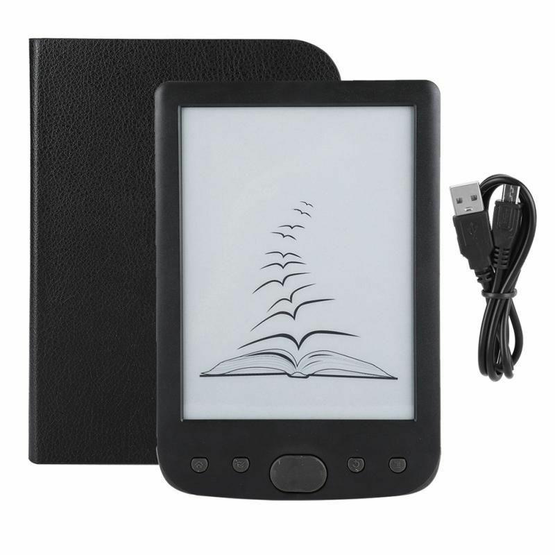 Écran papier spécialisé lecteur ebook 6 pouces lecteur panbom e avec haute qualité noir 8 GB support 32G TF carte en vente
