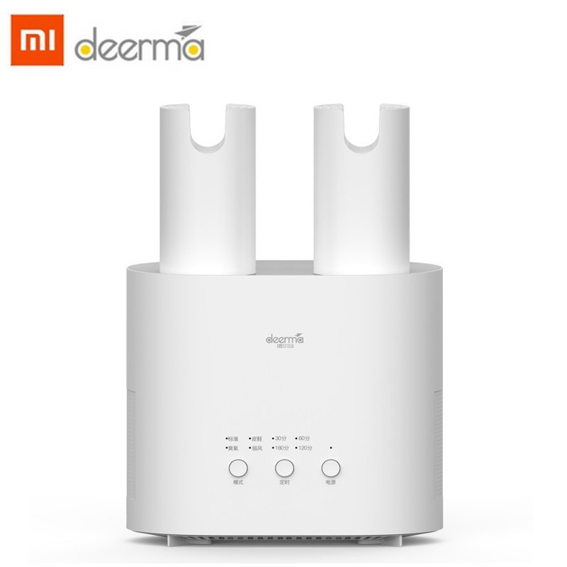 Xiaomi Deerma Original Hx10 Intelligent Multi-function Retractable Shoe Dryer Multi-effect Sterilization U-shape Air Out