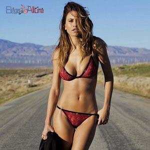 Image 3 - Sutiã de renda sexy conjunto sem costura bralette lingerie erótica feminino calcinha transparente sutiã íntimo roupa interior