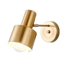 Тете де горит аппликация Badkamer Verlichting Vanity Penteadeira Luminaria люминесцентный светильник спальня свет для дома настенный светильник