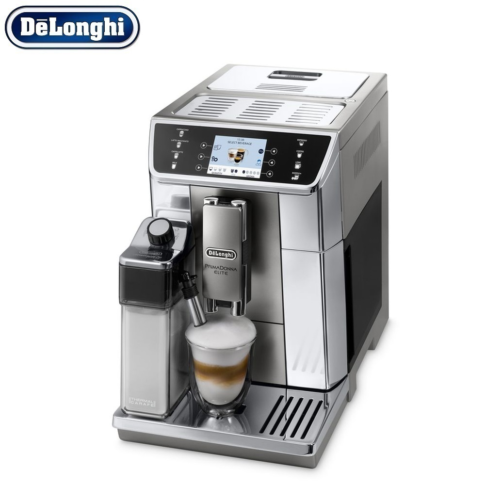 Coffee Machines Delonghi ECAM 650.55.MS Home Kitchen Appliances household automatic preparation of hot drinks
