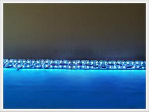 Image 4 - 5050 RGB LED module waterproof LED pixel module light for sign and channel letters SMD5050 DC12V 4 led PC crust free shipping