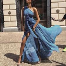 Plus Size 2019 Women Summer Vintage Elegant Party Dresses Sexy Fashion Maxi Dress New Arrivals