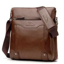 Cross-Border Supply Mens Bag Shoulder Crossbody Cross-Package Leisure Large Capacity 6001-2 Hyperwiz Kan