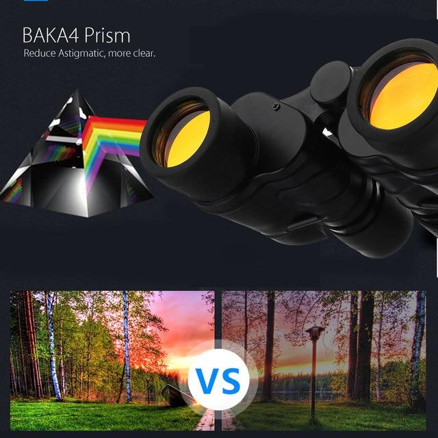 60x60 3000M Night Vision High Definition Hunting Binoculars Telescope HD Waterproof For Outdoor Hunting 3