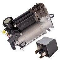 Airmatic пневматической подвеской воздушный компрессор насос для Mercedes W220 W211 W219 E550 S430 S500 A2113200304 2113200304
