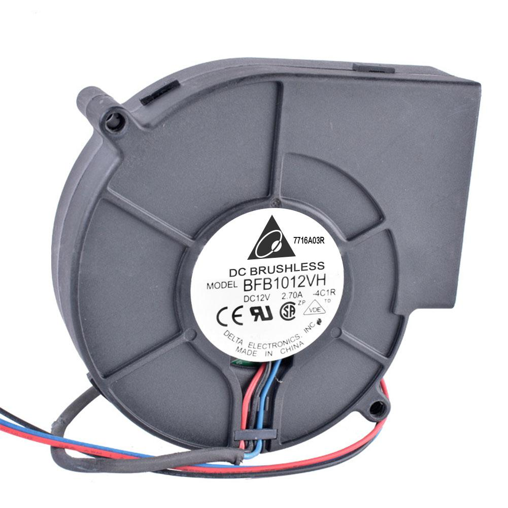 LanLan Exhaust DC Centrifugal Turbo Blower Fan For Barbecue Heating Cooling Equipment -30