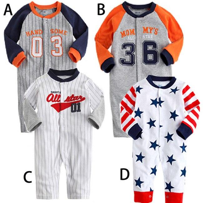 Осенняя бейсбольная одежда с длинными рукавами для малышей 0 12 24 месяцев Одежда для альпинизма в полоску