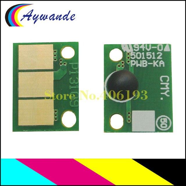 4X DR-512 DR512 DR 512 Con Chip Trống cho Konica Minolta C224 C364 C284 C454 C554 C7822 C7828 Trống đơn vị Hộp Mực con chip reset