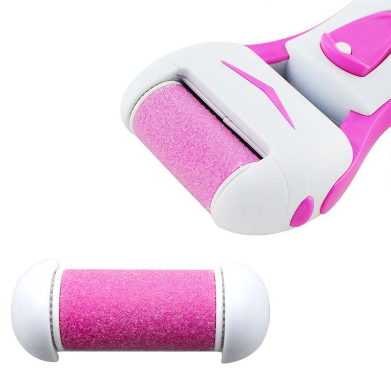 Feet Care Tool Dead Skin Removal Replacement Roller Heel File Cuticles Remover Head