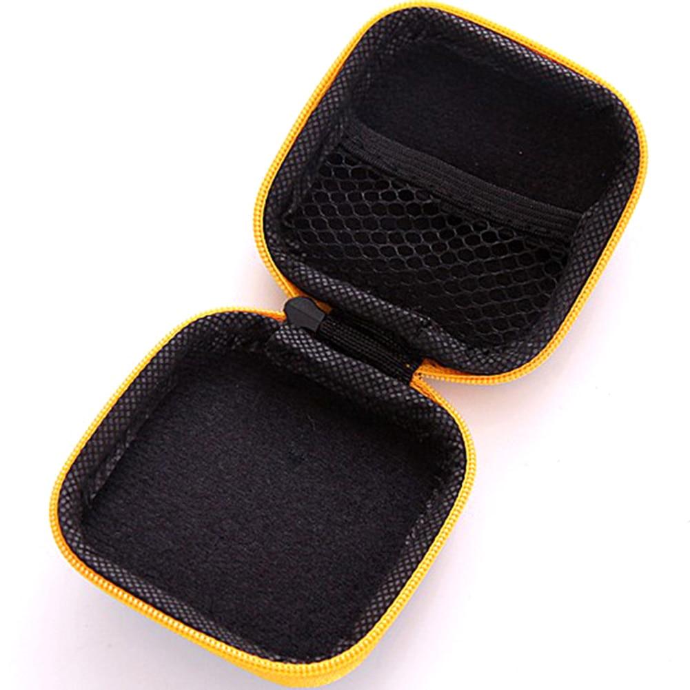 Unisex Portable PU Leather Small Coin Purses Children Kids Mini Zipper Wallets Travel Earphone Storage Pouch Porte Monnaie Femme