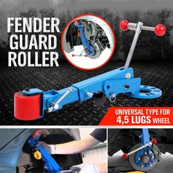 Blauw Roll voor Fender Hervorming Uitbreiding Tool Wheel Arch Roller Affakkelen Voormalige Zware Houtbewerking Machines Onderdelen