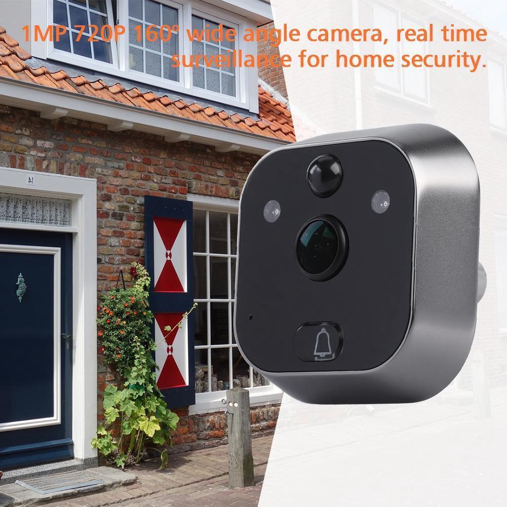 BMBY-5.0 pouces OLED écran couleur sonnette visionneuse numérique porte judas visionneuse caméra porte oeil vidéo enregistrement grand Angle - 4