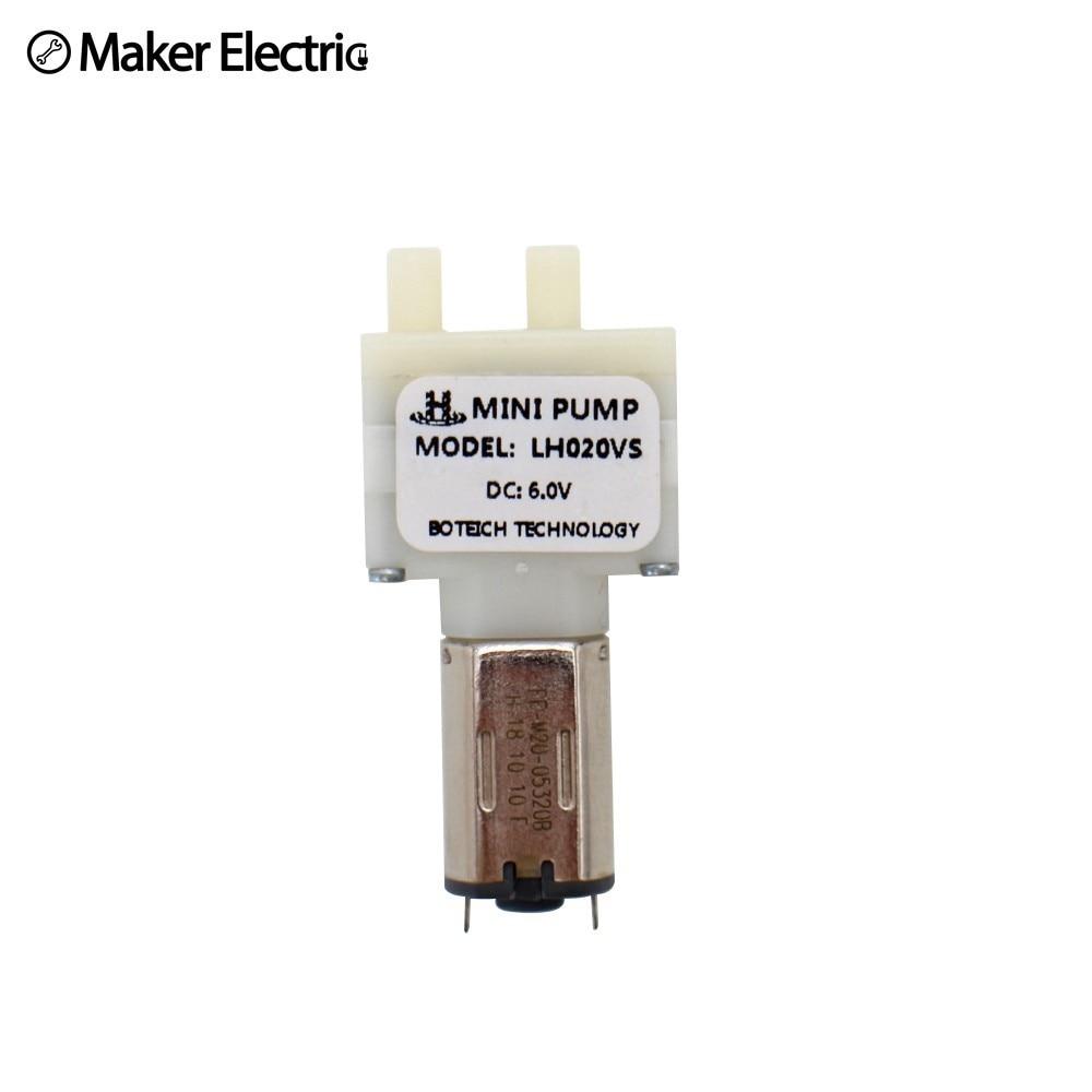 Dc 3 V Micro 370b Luftpumpe Elektrische Vakuumpumpe Mini Pumpen Booster Für Medizinische Home