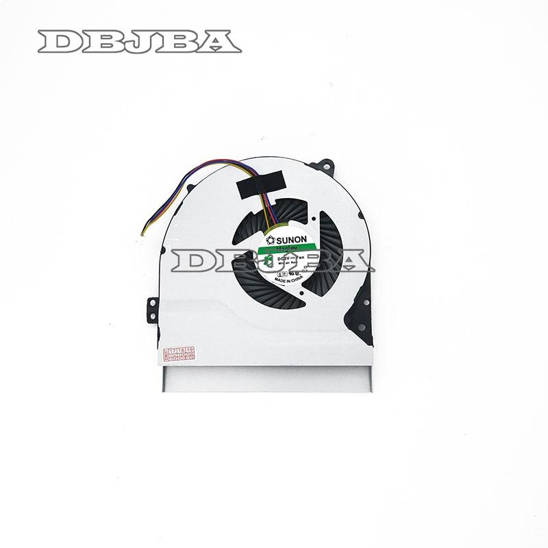 Nouveau ventilateur de refroidissement de processeur pour ordinateur portable Pour ASUS S56 S550CM S56CA S56CB K56 K56C K56CA A56 A56C X550VC EF50060S1-C030-S99 Ventilateur
